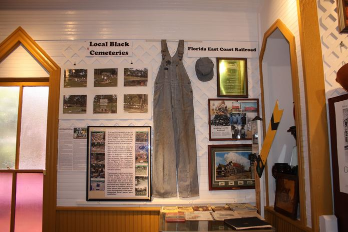 Rail Road Exhibit